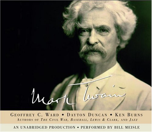 Geoffrey  Ward Mark Twain