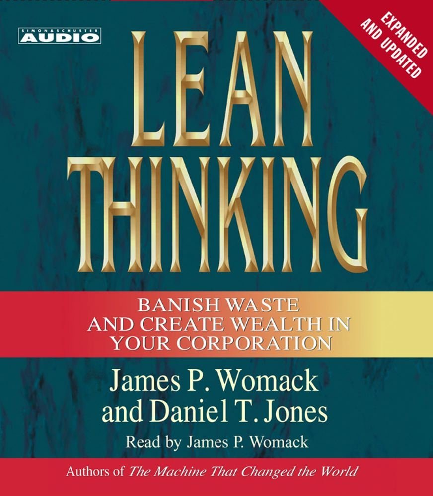 James P.  Womack Lean Thinking