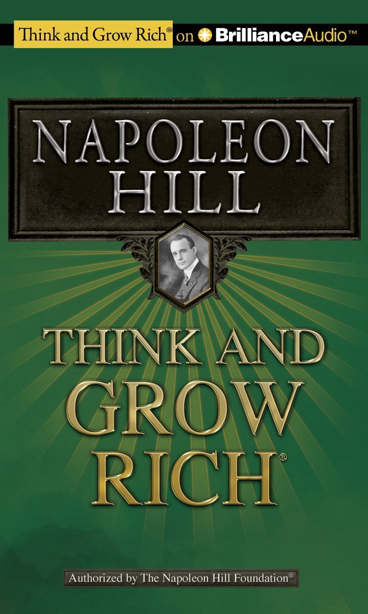 Napoleon  Hill Think & Grow Rich
