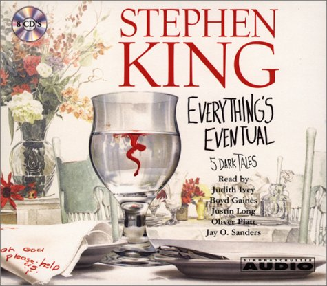 Stephen  King Everything's Eventual