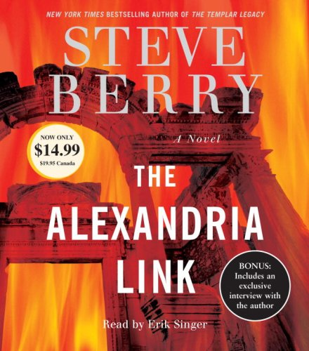 Steve  Berry The Alexandria Link