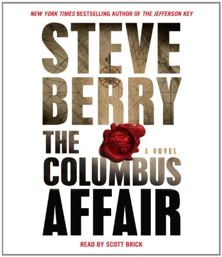 Steve  Berry The Columbus Affair