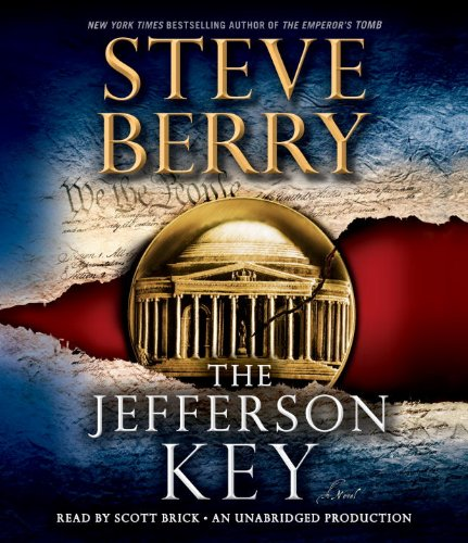 Steve  Berry The Jefferson Key