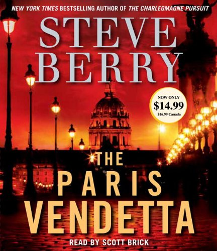 Steve  Berry The Paris Vendetta