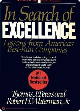 Thomas J.  Peters  In Search of Excellence