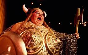 The fat lady singing